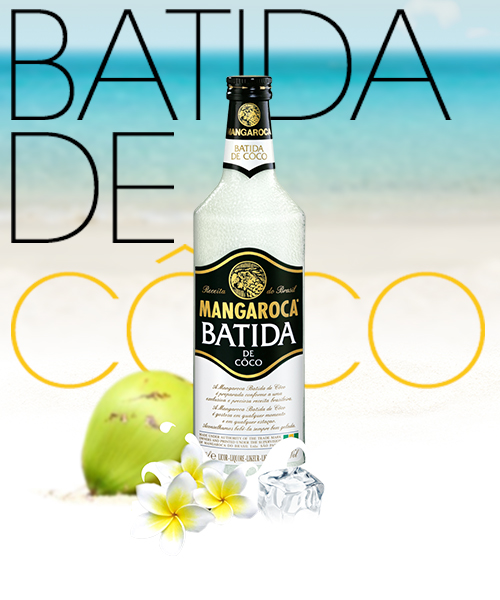 BATIDA DE CÔCO – WEBSITE