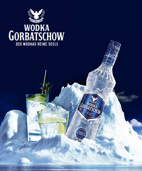 WODKA GORBATSCHOW – WEBSITE
